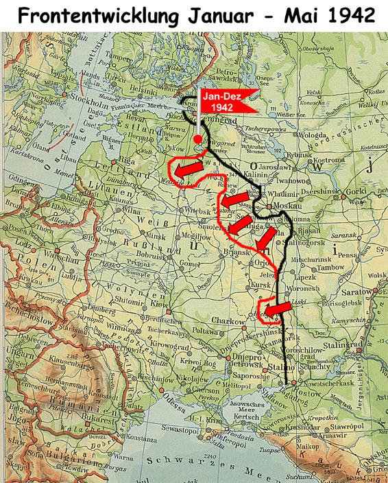 Schlacht Um Stalingrad Karte.Walter Michel Vermisst Seit 1945
