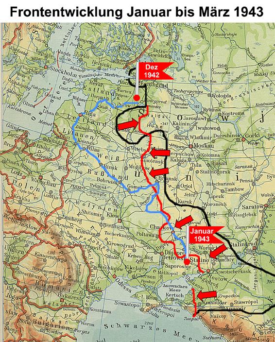 Stalingrad Karte Europa.Walter Michel Vermisst Seit 1945